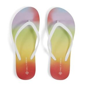 CALL IT SPRING We Are Flip Flops